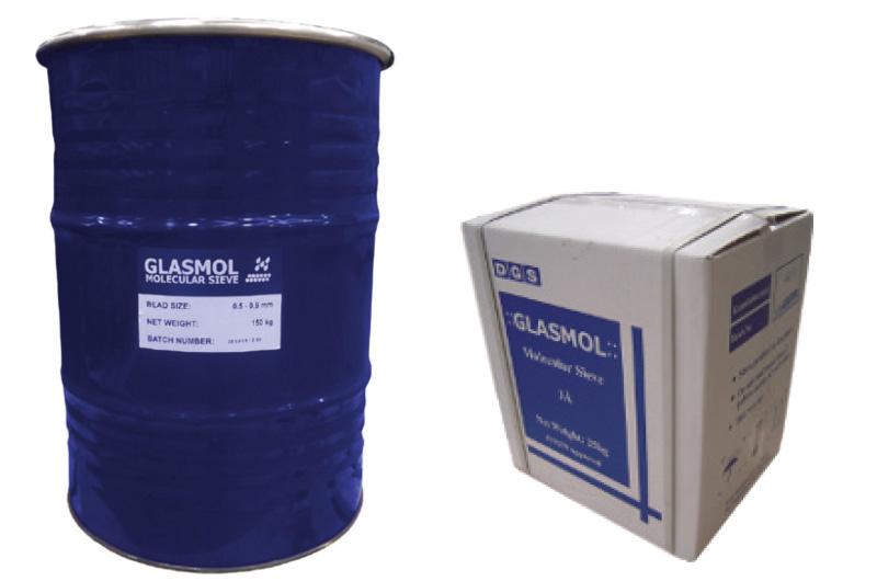 Sealed Unit Home - Desiccant
