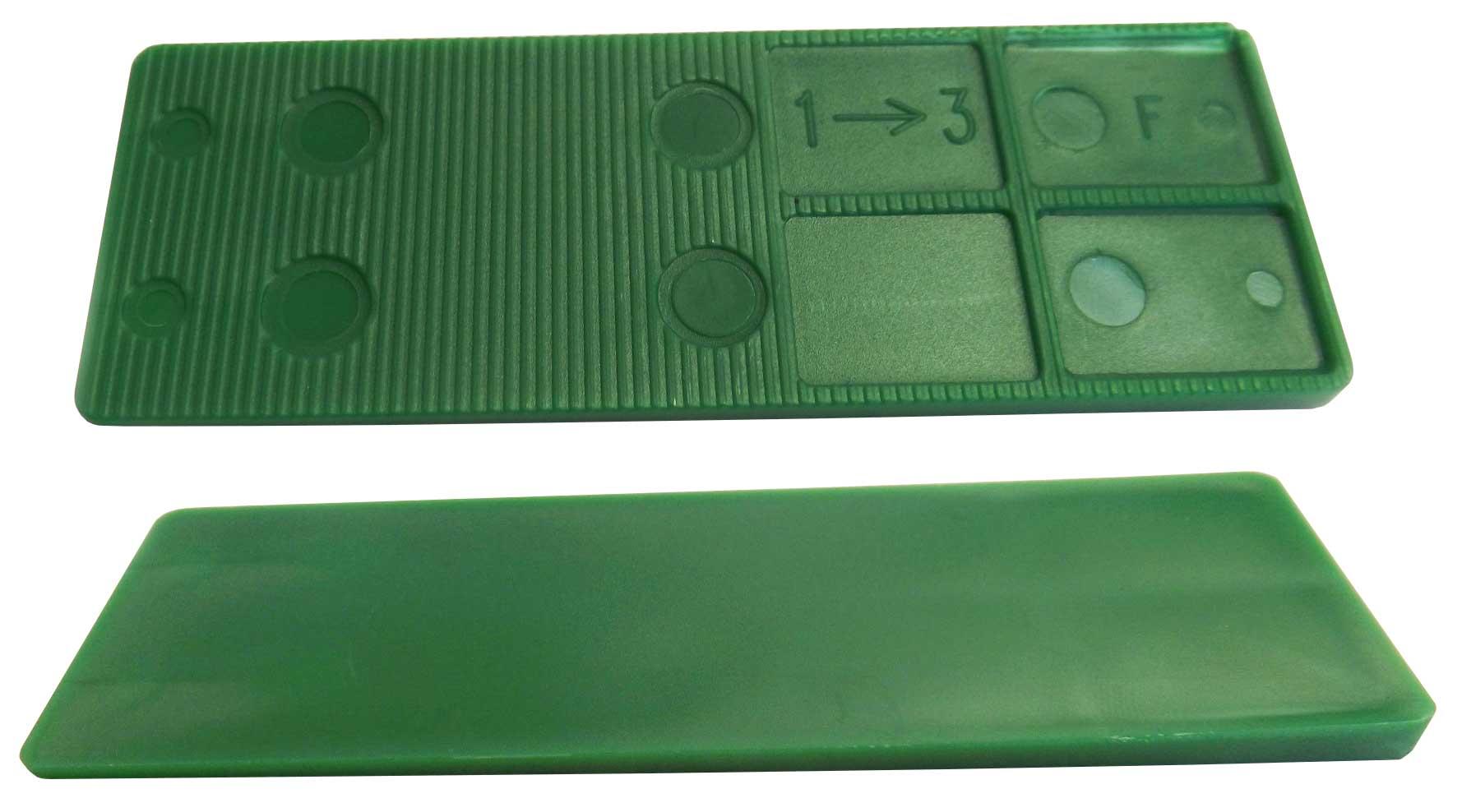 Wedge Packers Green