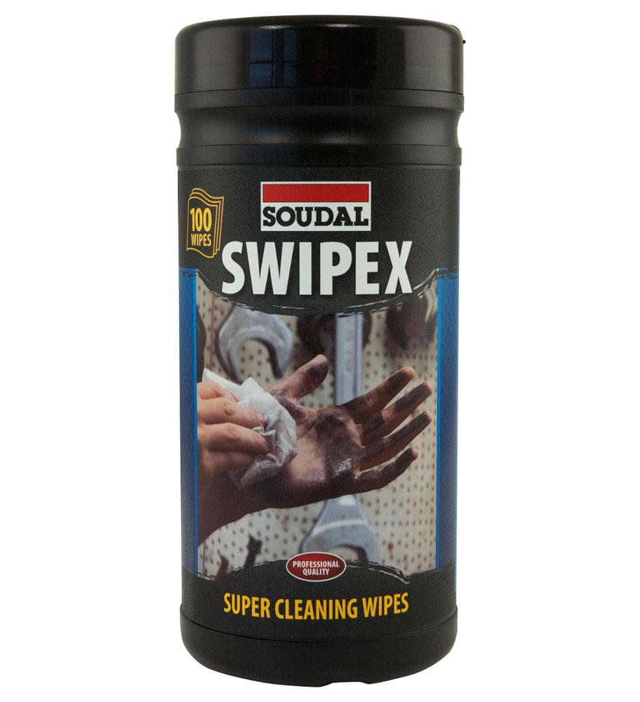 Soudal Swipex Multi-Purpose Wipes