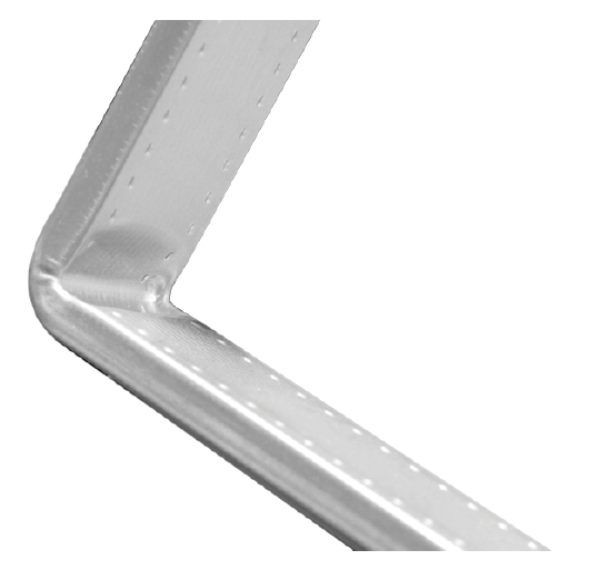 Bendable Aluminium Spacer Bar