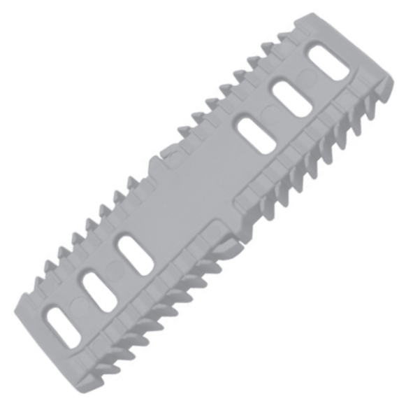 Bendable Bar Plastic Connector