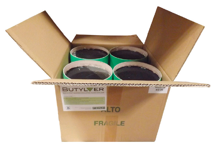 Butylver® Primary Sealant