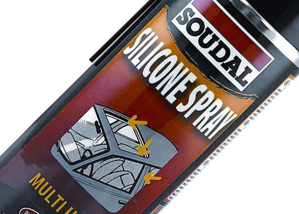 Silicone & Multi-Spray