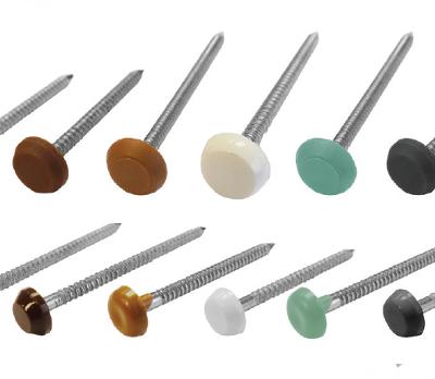 Plastics Poly Pins Section