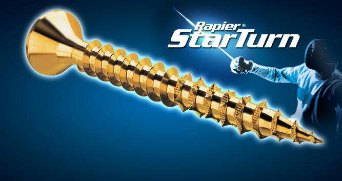 StarTurn Screws