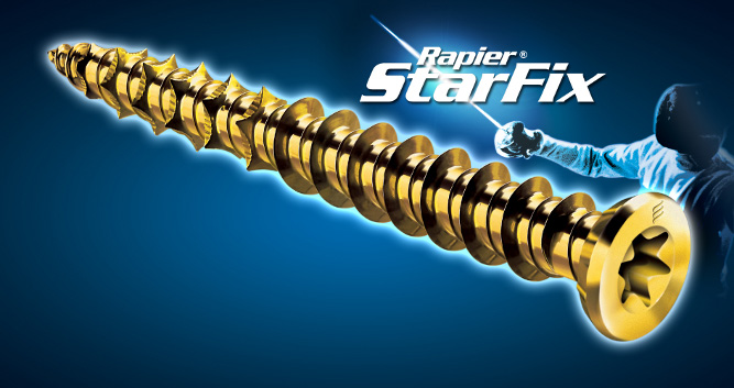 StarFix Screws