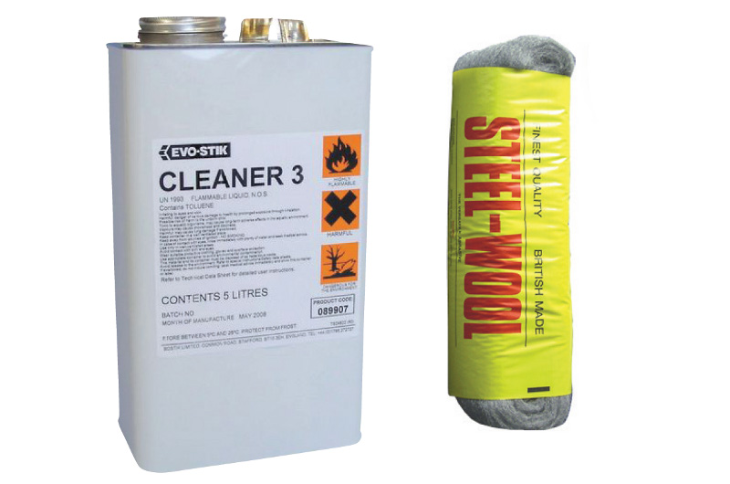 Sealed Unit Consumables Home - Evostik