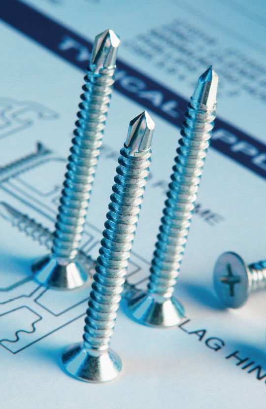 Star PVCu Screws