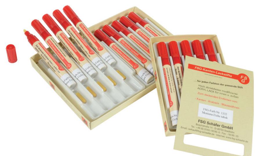 Colour Edging Pens