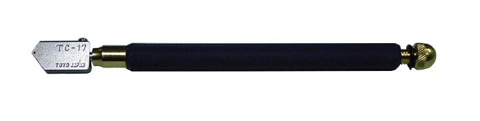 Toyo Glass Cutter with Metal Handle TC17a