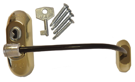Cable Restrictor Gold