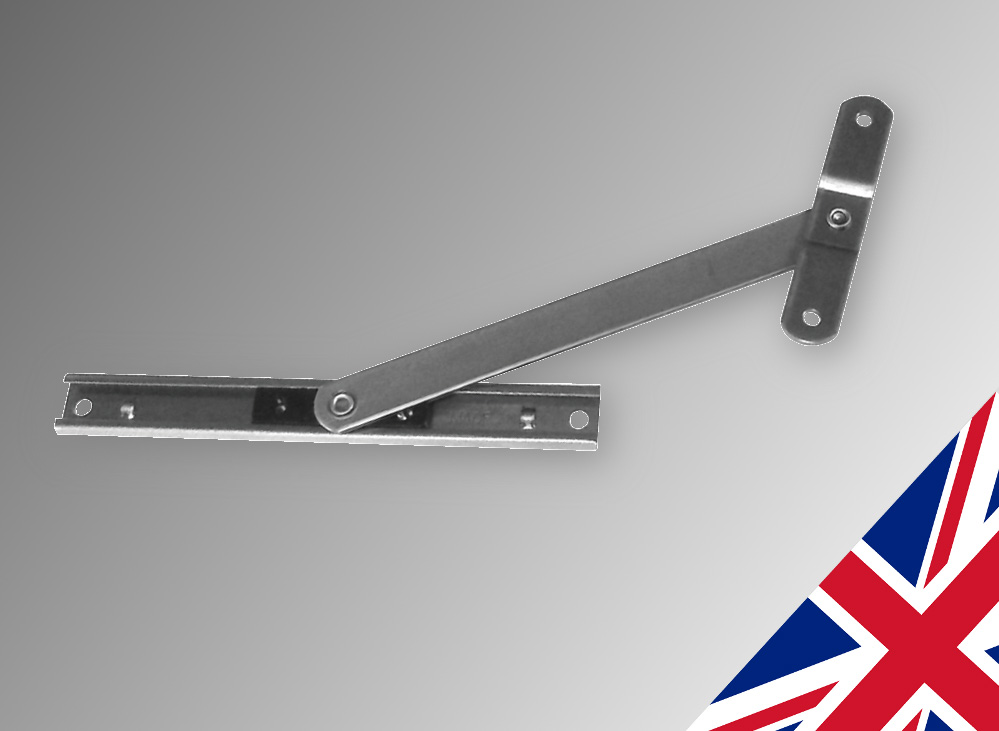 DGS Window Restrictor 6 Inch