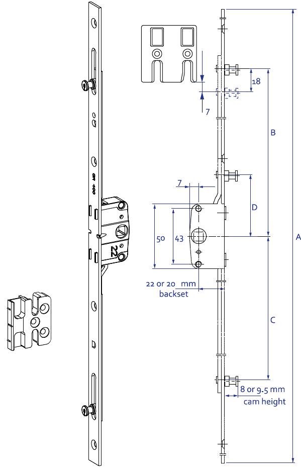 电路 电路图 电子 原理图 599_931 竖版 竖屏