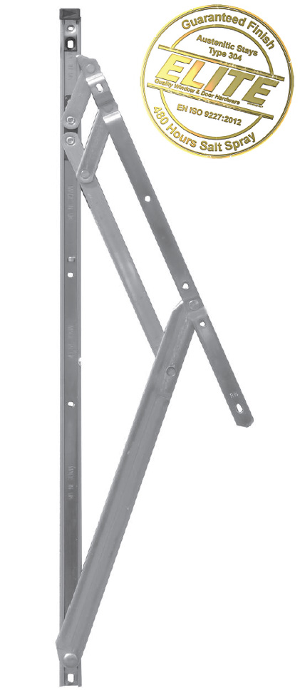 Elite XXL Austenitic 50kg Load Bearing Stays