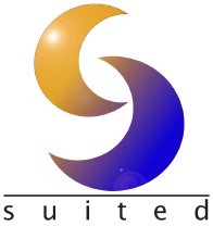 Suited Logo