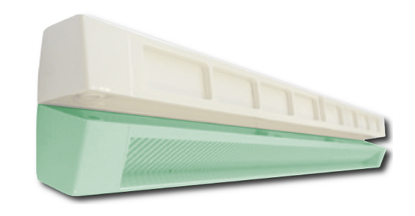 Easy vent - Chartwell Green and White