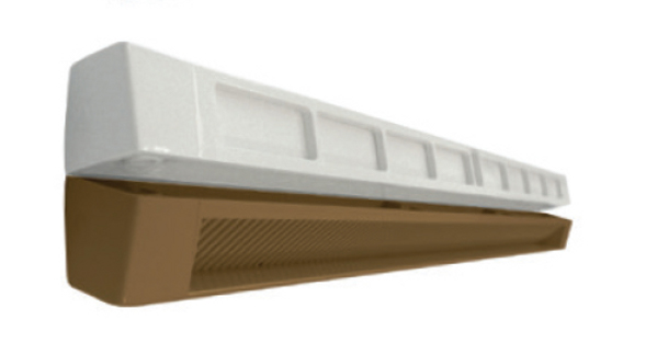 Easy Vent - Tan and White