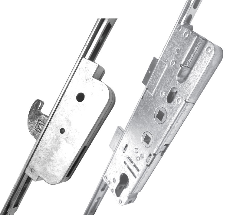 Elite Compact 2 Hook 2 Roller Lock