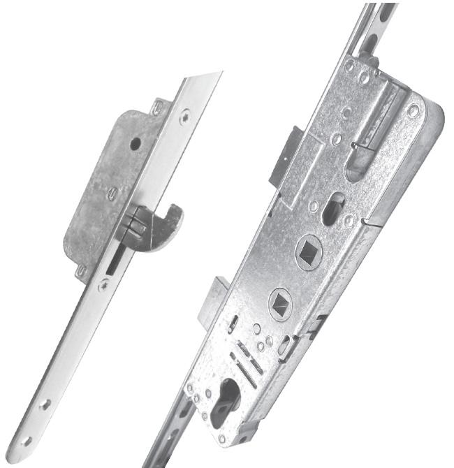 Elite Composite 2 Hook Lock Dgs Group Plc