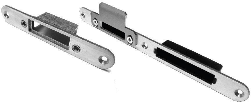 Elite Composite Hook and Centre Latch Keep