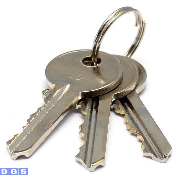 Elite Standard Cylinder Keys