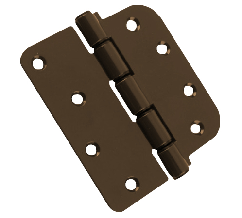Flat Slab Composite Hinge - Brown Finish