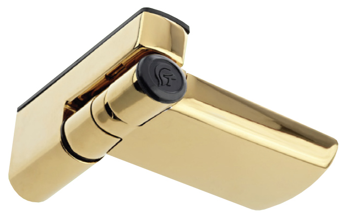 Patriot Plus Hinge - Gold Finish