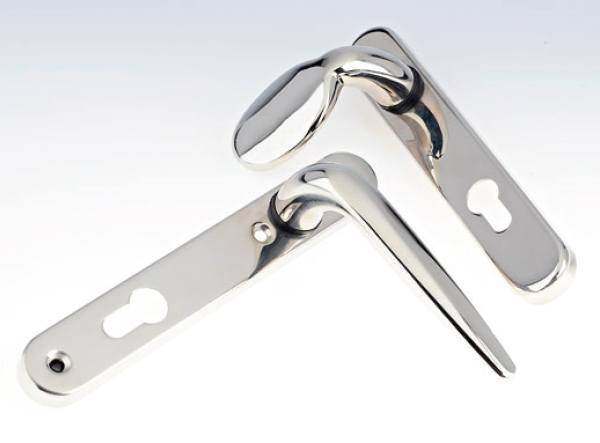 Stainless Steel Handle - Chrome Finish