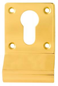 Fingerpull Polished Brass
