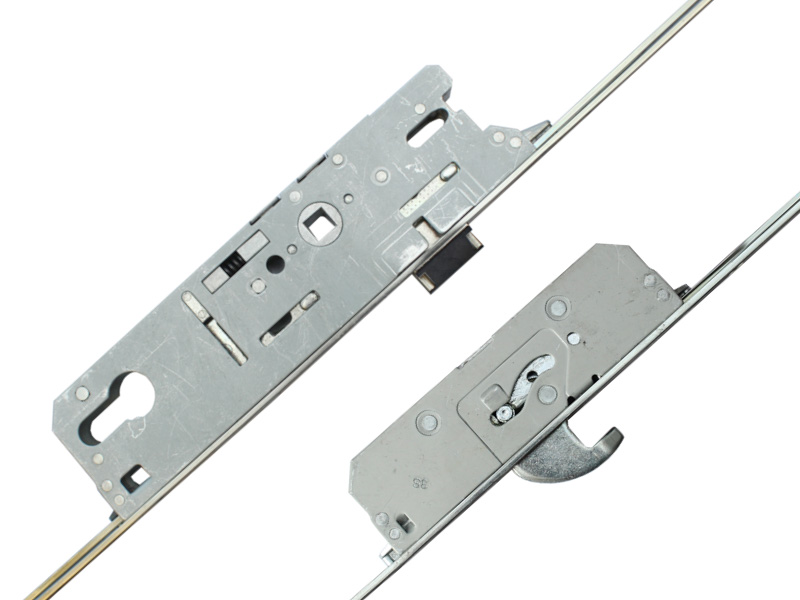 Fuhr Non Extendable 2 Hook 2 Roller Night Latch