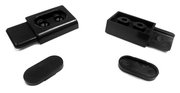 Low Threshold - Ramp End Caps