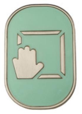Emergency Exit - Pad Coat Silver