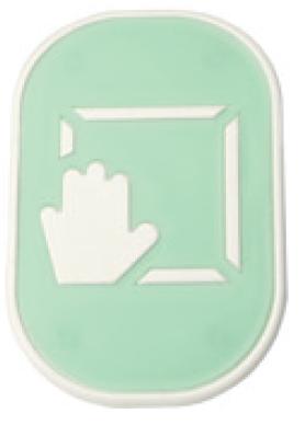 Emergency Exit - Pad Coat White