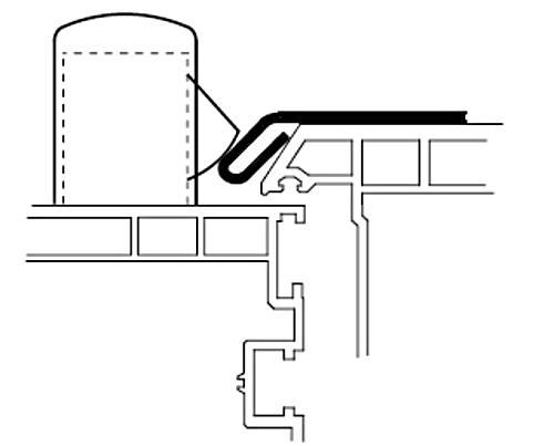 Emergency Exit - Strand Striker Diagram