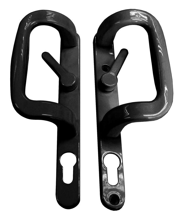 Inline Patio - Black Handle