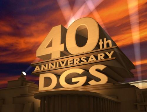 DGS 40th Anniversary