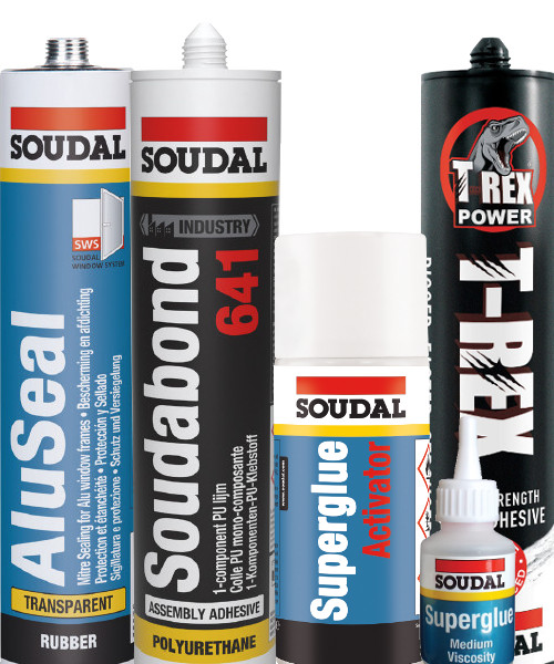 More Adhesives