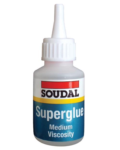 Soudal SG 50g Medium Viscosity
