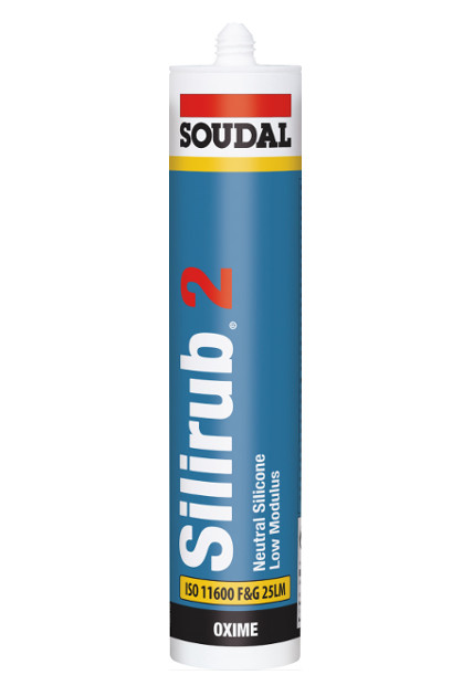Soudal Silirub 2 Silicone