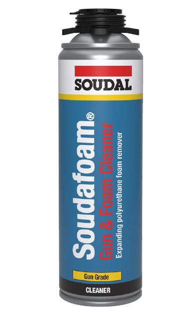 Soudal Soudafoam Gun and Foam Cleaner