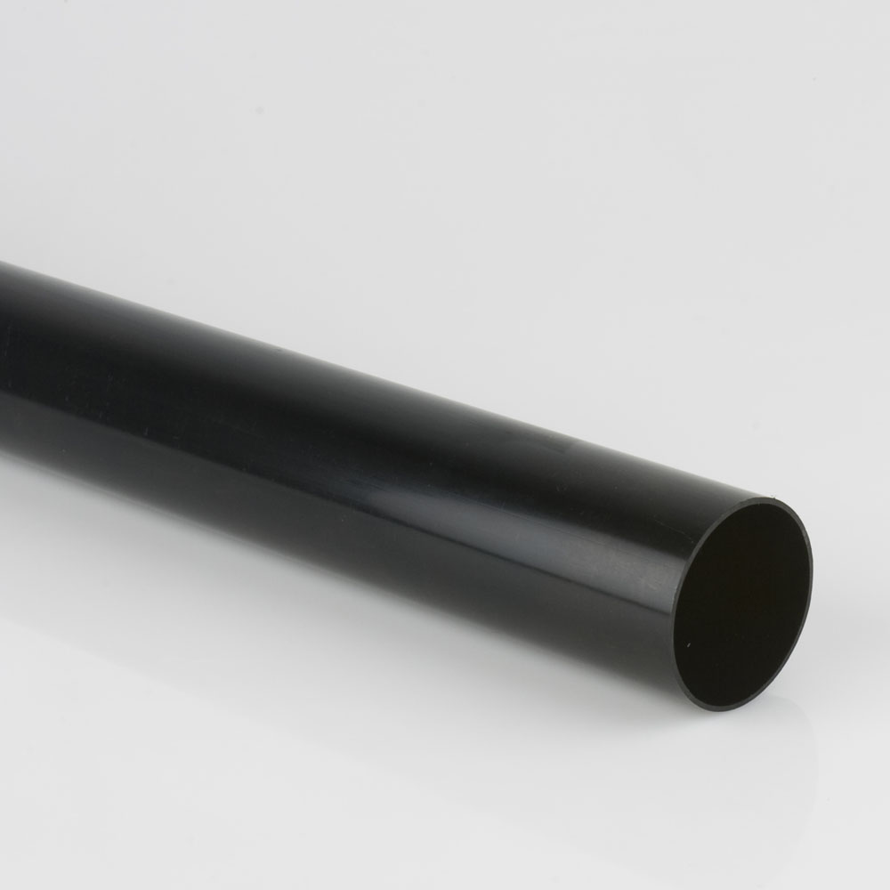 4m Downpipe 68mm Roundstyle