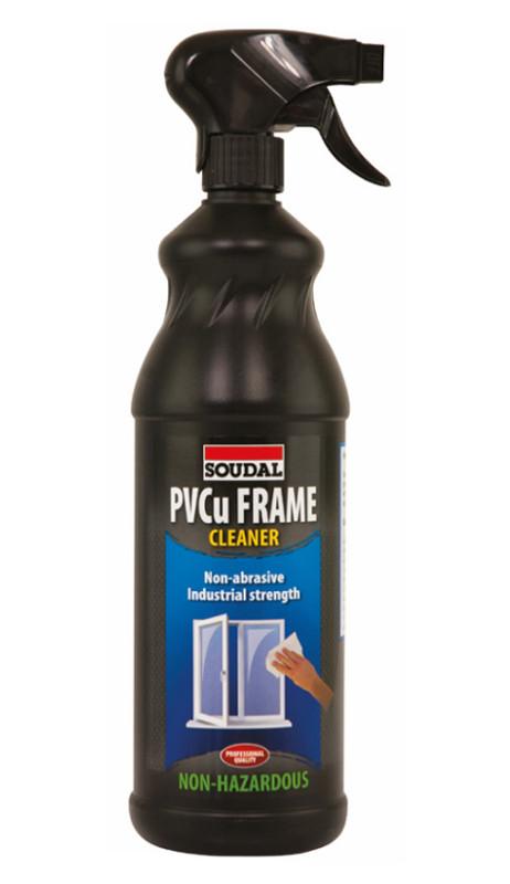 PVCu Non Hazardous Frame Cleaner