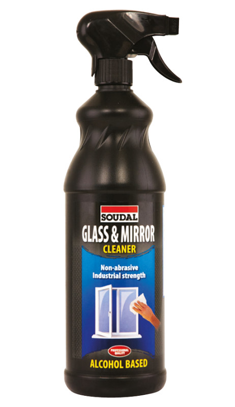Soudal Glass and Mirror Cleaner 1L