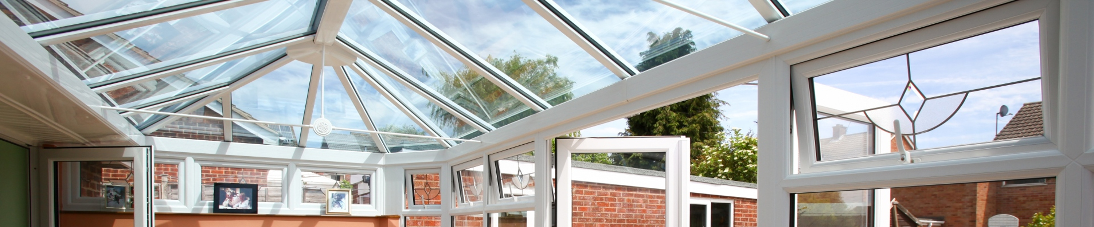 Conservatory Roofs now available through DGS