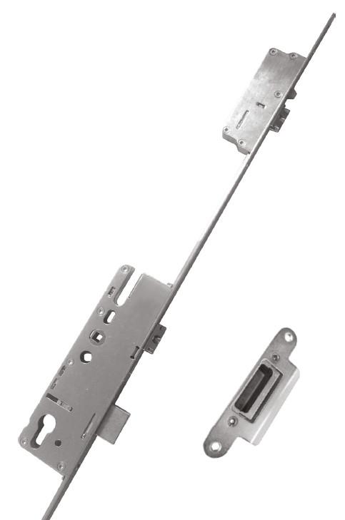 Elite Automatic Lock with Deadbolt Keep