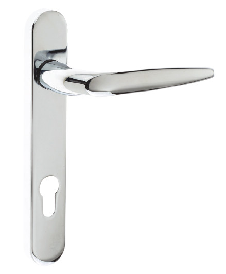 Lever Lever Suited Chrome Handle