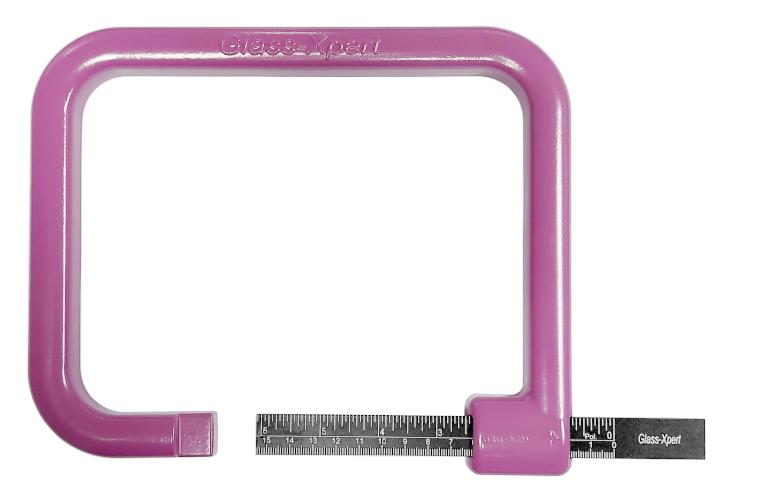 Glass Measuring Tool